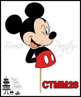 Cake Topper CTMM28